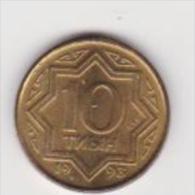 KAZAKISTAN  10 TYIN  ANNO 1998 UNC - Kazakistan