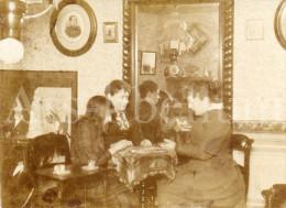 Cabinet Card / Photo De Cabinet / Kabinet Foto / Femmes / Woman / Ladies / Photographie / Playing Cards - Photos