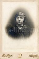 Cabinet Card / Photo De Cabinet / Kabinet Foto / Femme / Woman / Lady / Photographie Louis Petryns / Gent