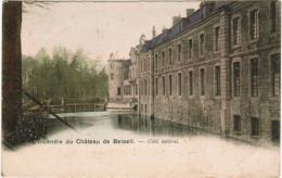 L'incendie Du Château De Beloeil, Coté Latéral (pk27461) - Beloeil