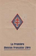FASCICULE 4 PAGES LA PREMIÈRE DIVISION FRANÇAISE LIBRE. HONNEUR PATRIE / 7337 - Liberation