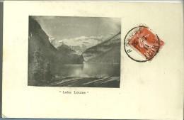 "Canada Alberta ""Lake Louise"" - Lac Louise"