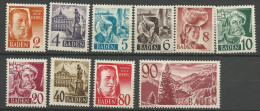 ALLEMAGNE BADE N� 28 / 37 NEUF** LUXE SANS CHARNIERE / MNH
