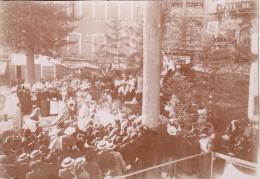Photo Juin 1899 EMBRUN - Fête Dieu, Un Reposoir (A127) - Embrun