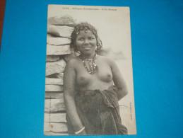 """Nus )  - Afrique Occidentale """" Mali """"   Fille Maure - N° 1305 - Année 1923 - EDIT : Fortier - Afrique Du Sud, Est, Ouest"""