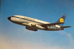 LUFTHANSA   B 737   D ABEF  EDITION   BERINGER - 1946-....: Moderne