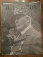 Mort Du Maréchal Pétain - 1900 - 1949