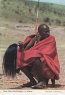 KENYA - MASAI - F/G Colore -  (280912) - Kenya
