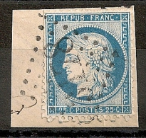 GC 3178 LA ROCHETTE Savoie . - 1862 Napoleon III