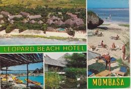 KENYA -MOMBASA - Leopard Beach Hotel - F/G Colore -  (280912) - Kenya