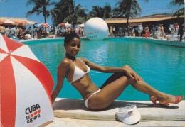VACANZE A CUBA  - F/G  Colore  (280912) - Cartoline