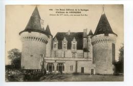 Château De Bridoire - France