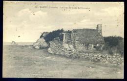 Cpa Du 29  Santec -- Le Corps De Garde Des Douaniers     DEC15 06 - France