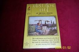 LUST FOR LIFE  ° IRVING STONE - Romans