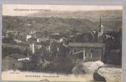 NESCHERS . Vue Générale . - France