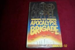 ALFRED COPPEL  ° THE APOCALYPSE BRIGADE - Romans