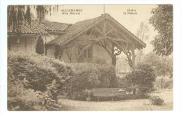 52 - ALLICHAMPS - Chalet Saint Hubert - Francia