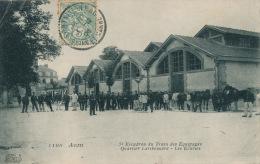 AVON - MILITARIA - 5ème Escadron Du Train Des Equipages - Quartier Lariboisière - Les Ecuries - Avon