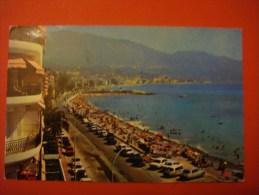 ROQUEBRUNE CAP MARTIN ( Alpes Maritimes - France ) 1974 - Plages De Carnoles Et Menton - Roquebrune-Cap-Martin