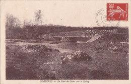 Ax - Cpa DORDIVES - Le Pont De César Sur Le Loing - Dordives