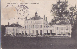 Ax - Cpa DORDIVES - Le Château De Thurelles - Dordives
