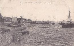 Ax - Cpa CAMARET - Environs De BREST - Le Port - Camaret-sur-Mer