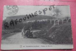 Cp   Plombieres Viaduc De Neuvon - Dijon