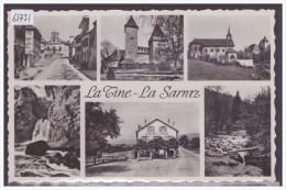 DISTRICT DE COSSONAY /// LA TINE - LA SARRAZ - TB - VD Vaud
