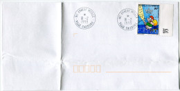 NOUVELLE-CALEDONIE LETTRE AVEC OBLITERATION WE ANNEXE MOBILE 8-2-1999 - Nueva Caledonia