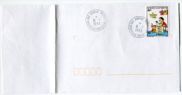NOUVELLE-CALEDONIE LETTRE AVEC OBLITERATION VAO ANNEXE MOBILE 8-2-1999 - Neukaledonien