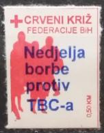 Bosnia And Hercegovina, 1997, Red Cross, (MNH) - Rode Kruis