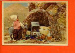 Ali Baba Et Les 40 Voleurs - Fable - Carte En 3D - Carte à Relief MD   (non écrite , Non Oblitérée) - Contes, Fables & Légendes