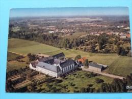 CISTERCIENZERINNEN KLOOSTER KOLEN KERNIEL-BORGLOON Luchtfoto - Anno 19?? ( Zie Foto Voor Details ) !! - Borgloon