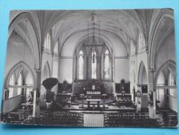 Binnenzicht Kerk St. MONULFUS En GODULFUS - Anno 19?? ( Zie Foto Voor Details ) !! - Bocholt