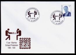 Belgie - Schaken Schach Chess - Wijnegem 13.06.1998 (S.K. Deurne) - Echecs