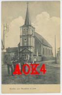 62 Kirche Von Noyelles B. Lens NOYELLES-SOUS-LENS Soldats Allemands Occupation Allemande - Francia