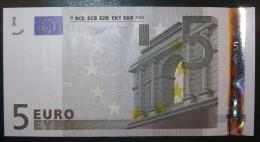 5 EURO J003I6 Italy Serie S Duisenberg Perfect UNC - 5 Euro