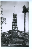 Wörthersee, Aussichtsturm Am Pyramidenkogel, 1955. - Österreich