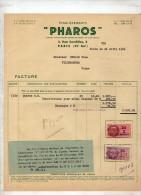 Pharos 3 Rue Condollac Paris 1941 Phares > Herold 5 Allée Erasme Villemomble (f526) - Fiscaux