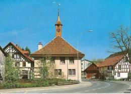 Wettswil - Türmlihaus        Ca. 1990 - ZH Zurich