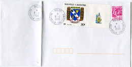 NOUVELLE-CALEDONIE LETTRE AVEC OBLITERATION BELEP 8-2-1999 - Nueva Caledonia