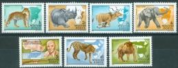 Hungary 1981 Animals MNH** - Lot. 4402 - Airmail
