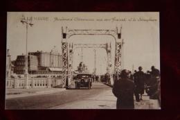 LE HAVRE - Boulevard Clémenceau Vers Frascati Et Le Sémaphore - Le Havre