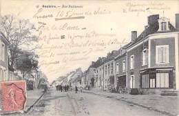 72 - BOULOIRE : Rue Nationale - CPA - Sarthe - Bouloire