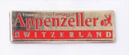 Pin's APPENZELLER SWITZERLAND - Le Logo - Fromage - Cheese - Kaas - Kase  - Zamac - B - E492 - Food