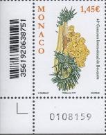 MONACO 2015 - N° 2962  - CONCOURS INTERNATIONAL DE BOUQUETS - NEUF ** /G17 - Nuovi