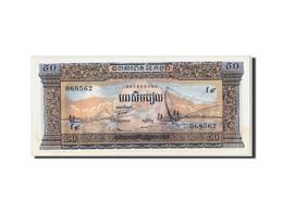 Cambodge, 50 Riels, Non Daté (1956-75), KM:7d, SPL - Cambodia