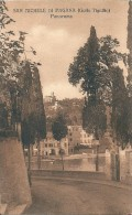 SAN MICHELE DI PAGANA (GE) - GOLFO TIGULLIO - PANORAMA - F/P - V:1914 - Genova