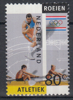 Nederland - Olympische Spelen - Barcelona 1992 - Roeien/Athletiek - Postfris/MNH - NVPH 1517b - Zomer 1992: Barcelona