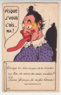 Collection Comique 44, ïsque J'vous L'dis Na! A Noyer Paris (pk28511) - Humour